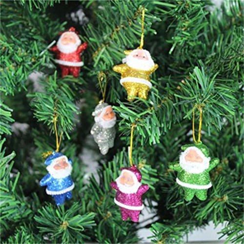 zn 6 christmas santa claus muppet weihnachten zum aufh ngen online kaufen bei woonio. Black Bedroom Furniture Sets. Home Design Ideas