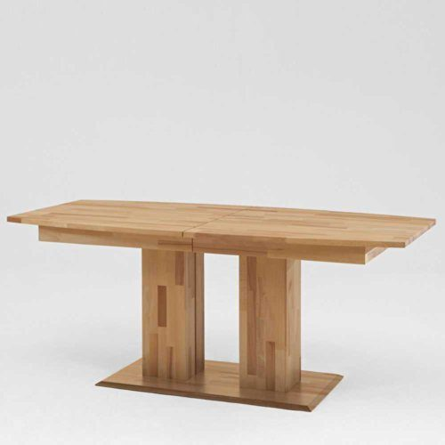 ausziehtisch panterra aus kernbuche massivholz pharao24 online kaufen bei woonio. Black Bedroom Furniture Sets. Home Design Ideas