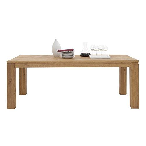 esstisch esszimmertisch viborg 200x95 massivholz. Black Bedroom Furniture Sets. Home Design Ideas