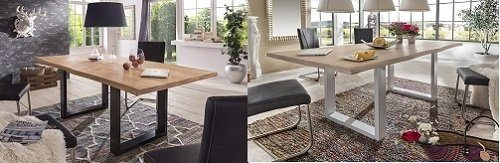 Esstisch-Wildeiche-Massivholztisch-Tisch-Baumkante-Eiche-Esszimmer-Neu-180x100-200x100-220x100-0