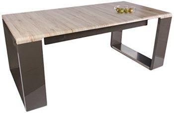 HL-Design-02-03-2121-Esstisch-Andy-2140-180-x-90-x75-cm-Tischplatte-in-Sanremo-eiche-Sand-Gestell-Lack-taupe-matt-mit-Auszugsautomatik-0