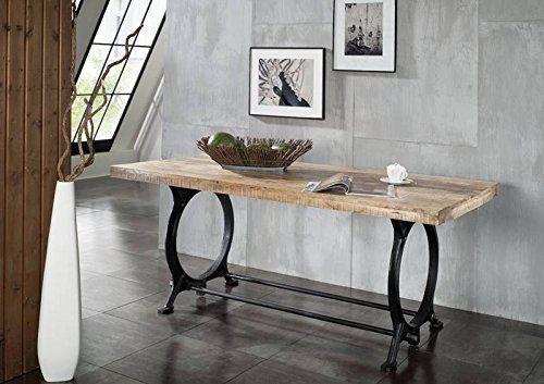 massivm bel industrial stil esstisch 220x100 altholz eisen lackiert massiv holz industrial 29. Black Bedroom Furniture Sets. Home Design Ideas