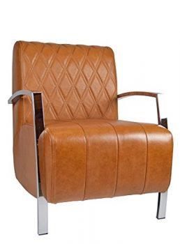 Modern-Retro-Clubsessel-Stitch-Beige-Vintage-Echtleder-0