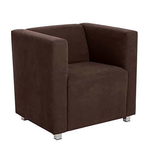moderner sessel 39 cana 39 von max winzer stylischer kubus. Black Bedroom Furniture Sets. Home Design Ideas