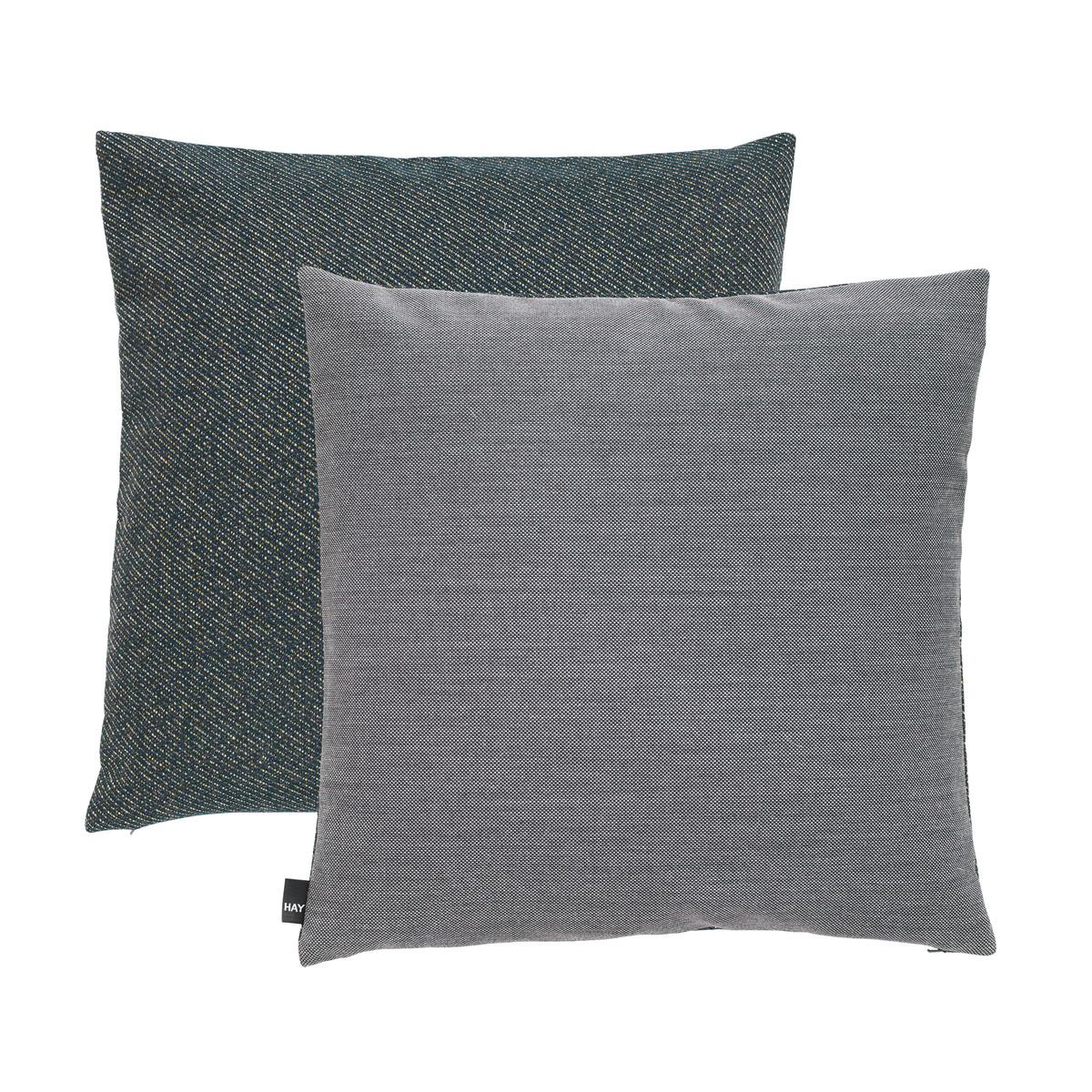 hay kissen eclectic 50 x 50 cm dunkelgrau dunkelgrau t. Black Bedroom Furniture Sets. Home Design Ideas