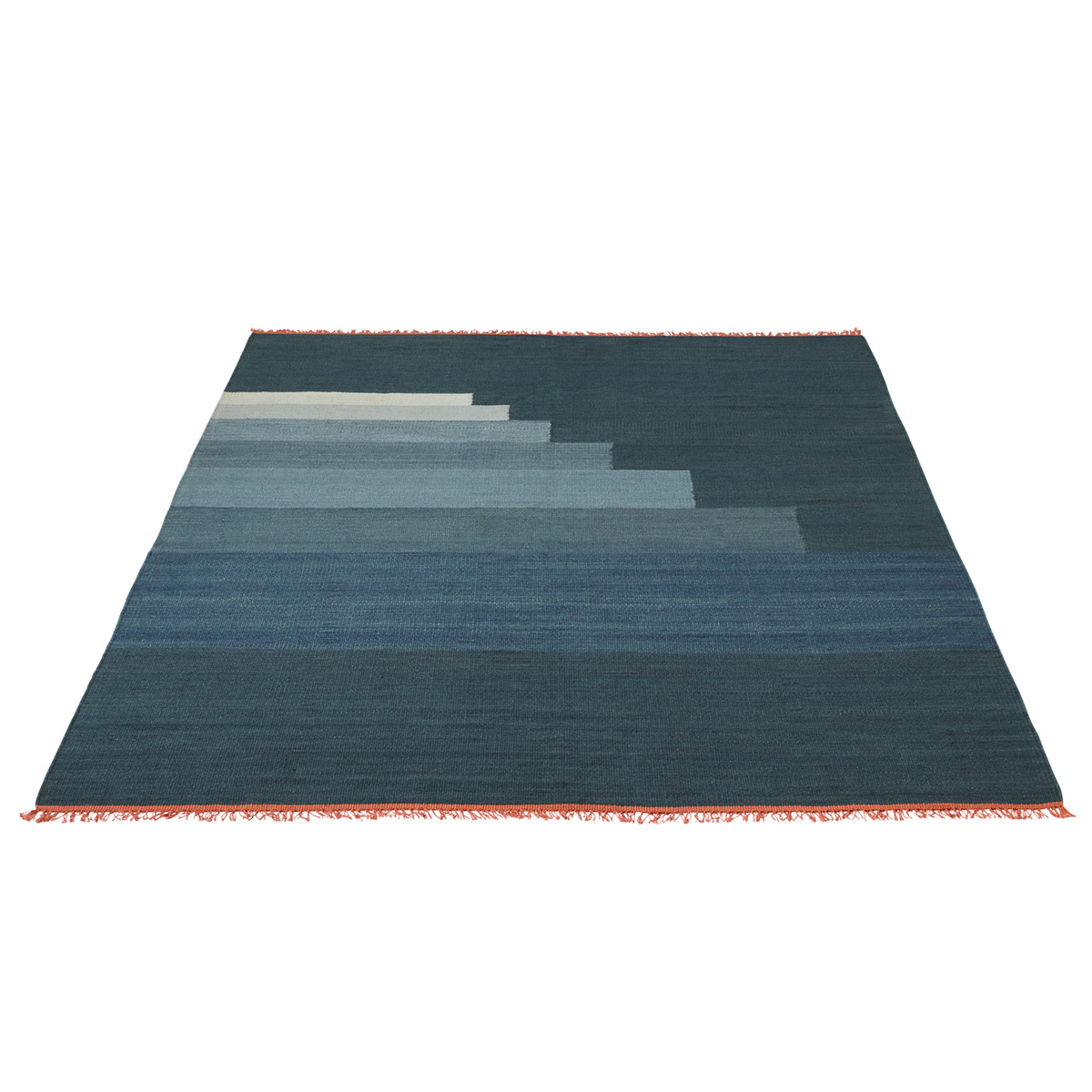 tradition another rug ap4 teppich 200 x 300 cm blue. Black Bedroom Furniture Sets. Home Design Ideas