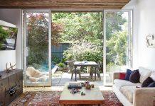 Aus Kleinen Dunklen Räumen Entsteht Ein Offenes Wohn Konzept