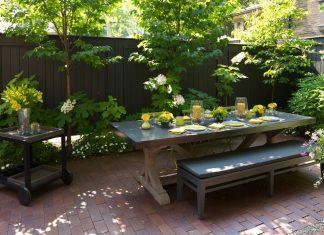 Tolle Ideen Für Einen Wunderschönen Hinterhof Garten