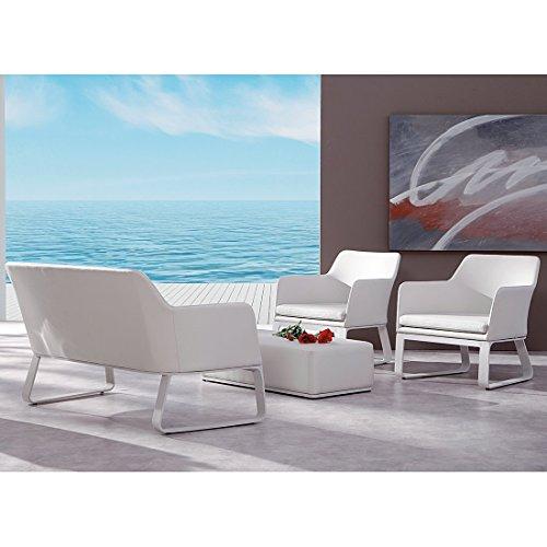 best 94140004 4 teilig loungegruppe chicago online kaufen bei woonio. Black Bedroom Furniture Sets. Home Design Ideas