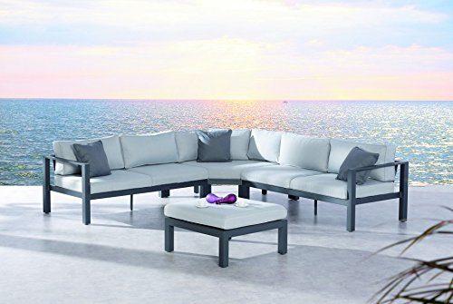 Best 98876455 loungegruppe 4 teilig lounge gruppe valencia for Gartenmobel lounge gruppe