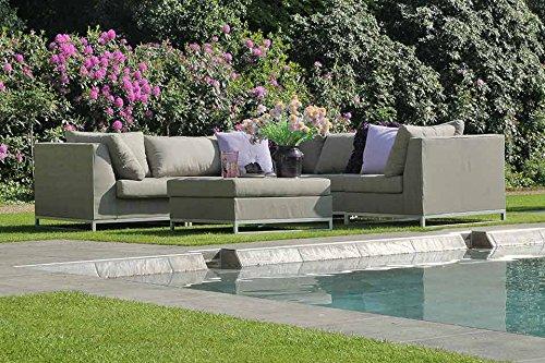 loungeset ibiza 6 teilig gartenm bel gartenset online kaufen bei woonio. Black Bedroom Furniture Sets. Home Design Ideas