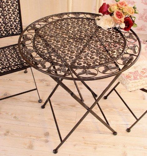 nostalgische sitzgarnitur gartenm bel set tisch st hle. Black Bedroom Furniture Sets. Home Design Ideas