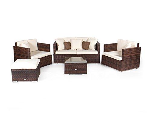 vanage vg 9993 gartengarnitur m bel chill und lounge set melbourne online kaufen bei woonio. Black Bedroom Furniture Sets. Home Design Ideas