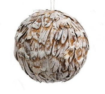 5-Natural-Rustic-Dried-Glitter-Artichoke-Christmas-Ball-Ornament-0