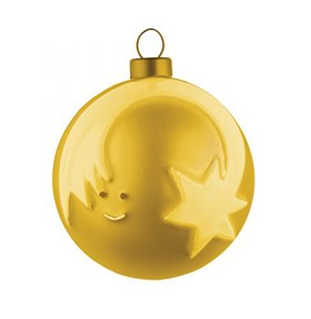 Alessi-Angioletto-Christmas-Ornament-In-Blown-Glass-Gold-Large-0
