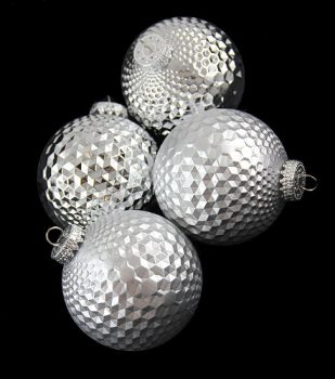 Barcana-4-Count-Silver-Prism-Textured-Shatterproof-Christmas-Ball-Ornaments-275-0