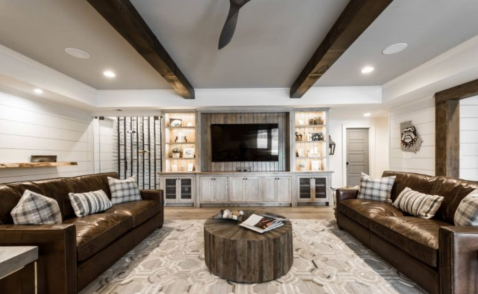 Do s and don ts of finishing a basement and creating the for Full finished basement