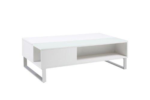 Ac design furniture 63721 couchtisch nikolaj mit for Designer couchtisch mit stauraum