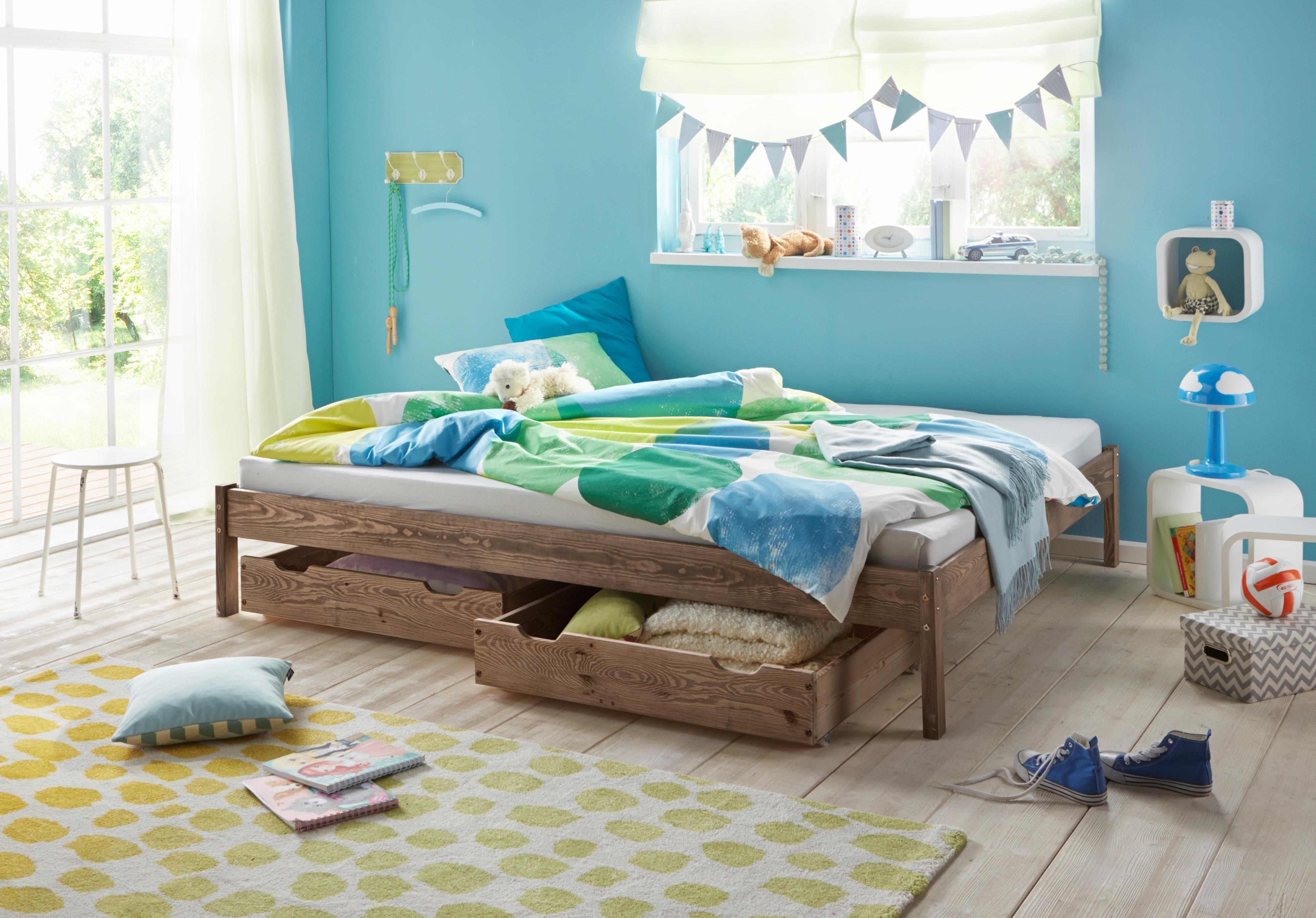 bett silenta made in germany braun 180x200 cm online kaufen bei woonio. Black Bedroom Furniture Sets. Home Design Ideas