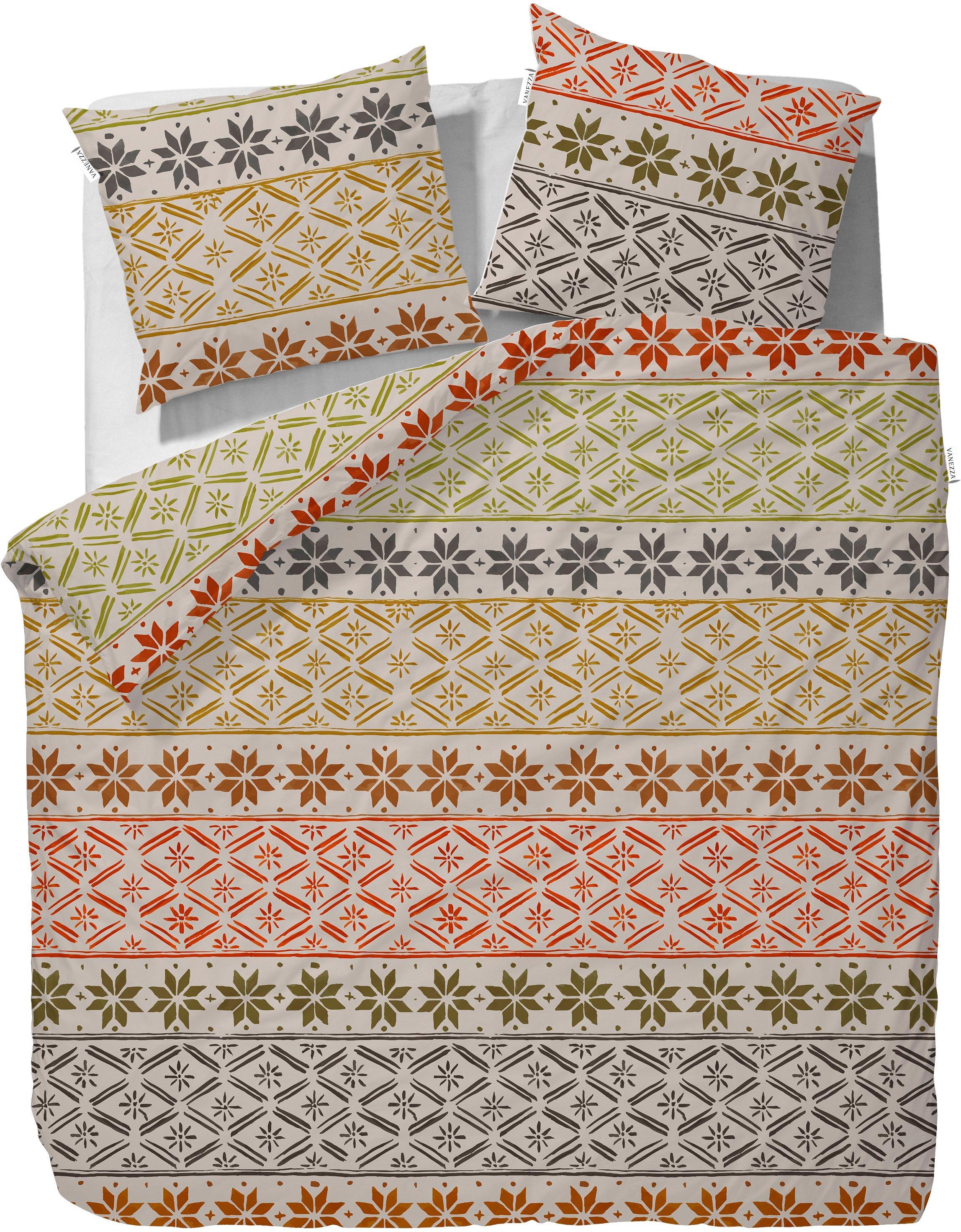bettw sche vanezza binta mit winterlichem charme bunt online kaufen bei woonio. Black Bedroom Furniture Sets. Home Design Ideas