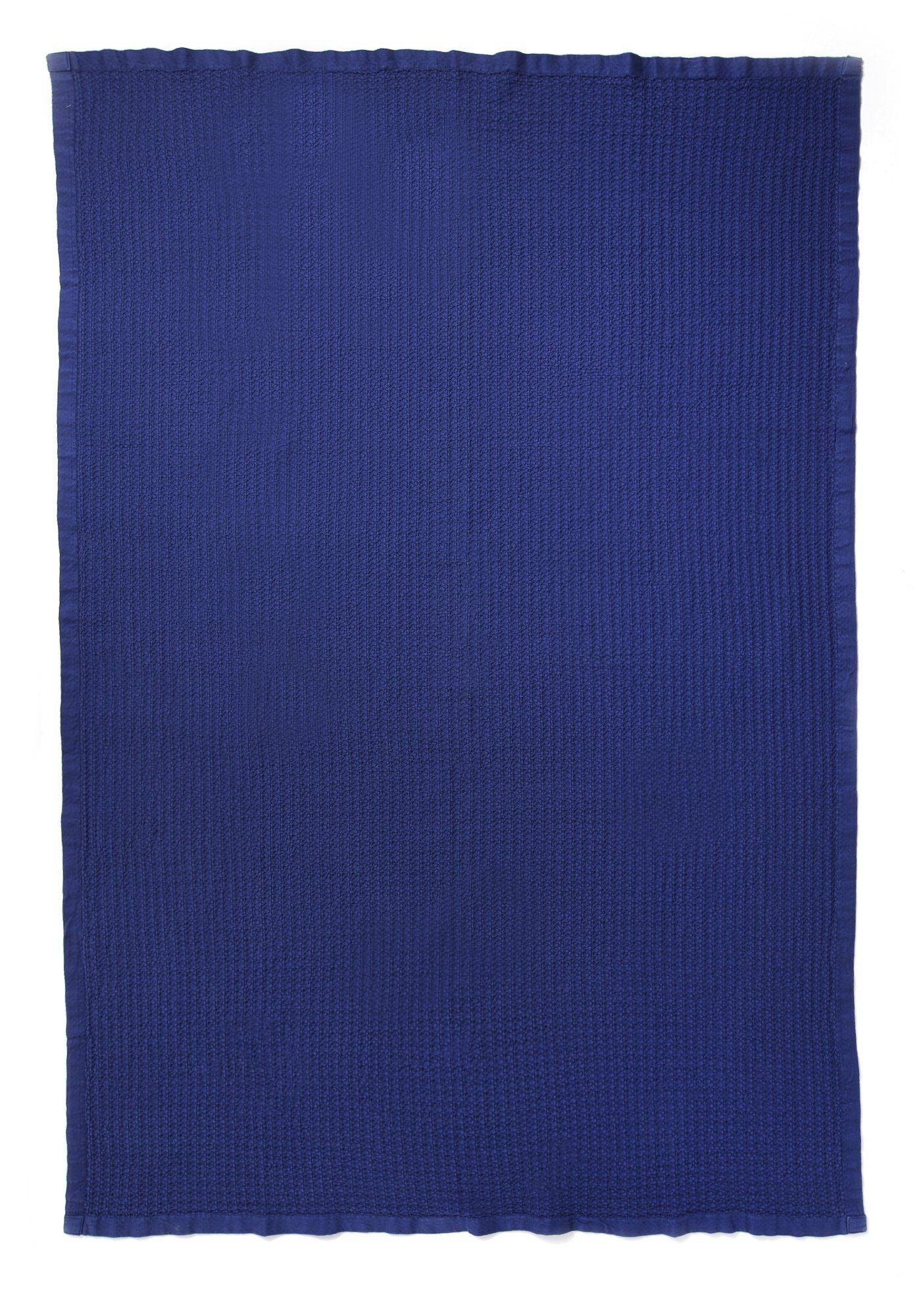 casa di bassi tagesdecke milano blau online kaufen bei woonio. Black Bedroom Furniture Sets. Home Design Ideas