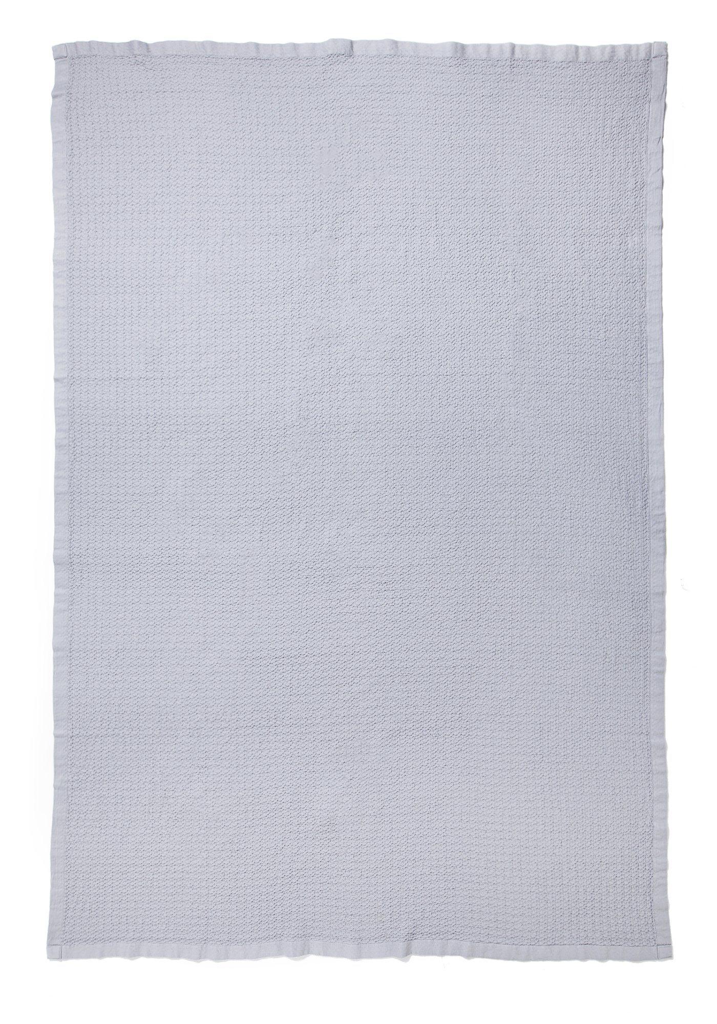 casa di bassi tagesdecke milano silberfarben online kaufen bei woonio. Black Bedroom Furniture Sets. Home Design Ideas