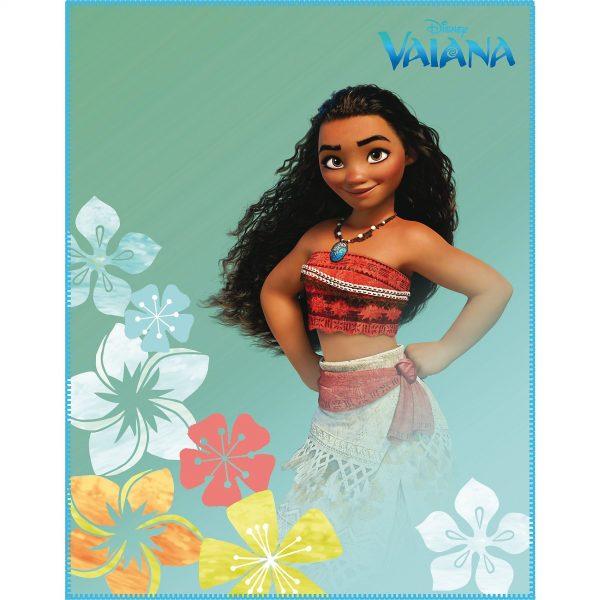 CTI Kuscheldecke Vaiana Aloha