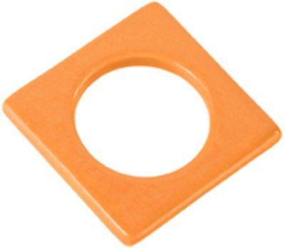 CULTDESIGN Cult Design Manschette für Teelichthalter orange orange