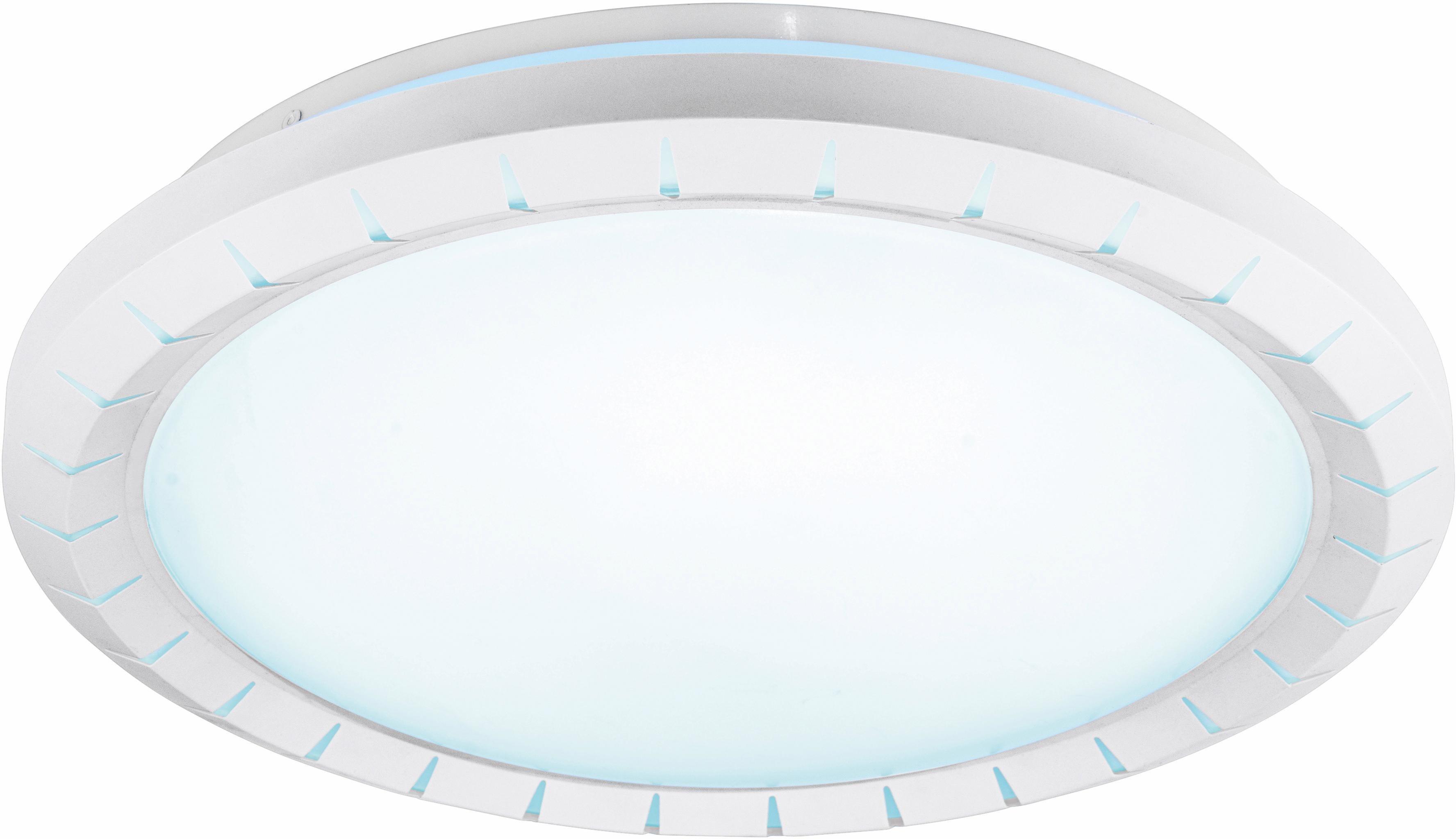 eglo led deckenleuchte 1flg gusama wei online kaufen bei woonio. Black Bedroom Furniture Sets. Home Design Ideas