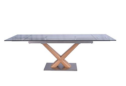 Esstisch-Gino-Glastisch-160-240cm-x-90cm-ausziehbar-0
