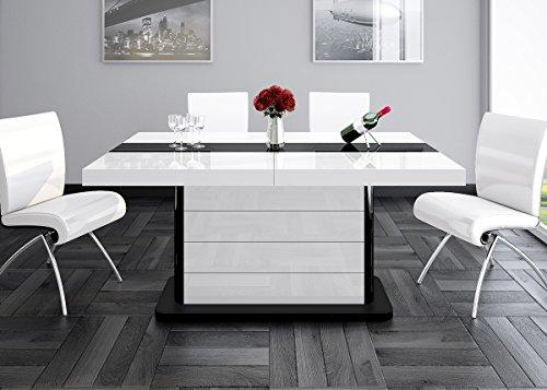 Esstisch-PIANOSA-Tisch-ausziehbar-in-Super-Hochglanz-Acryl-0
