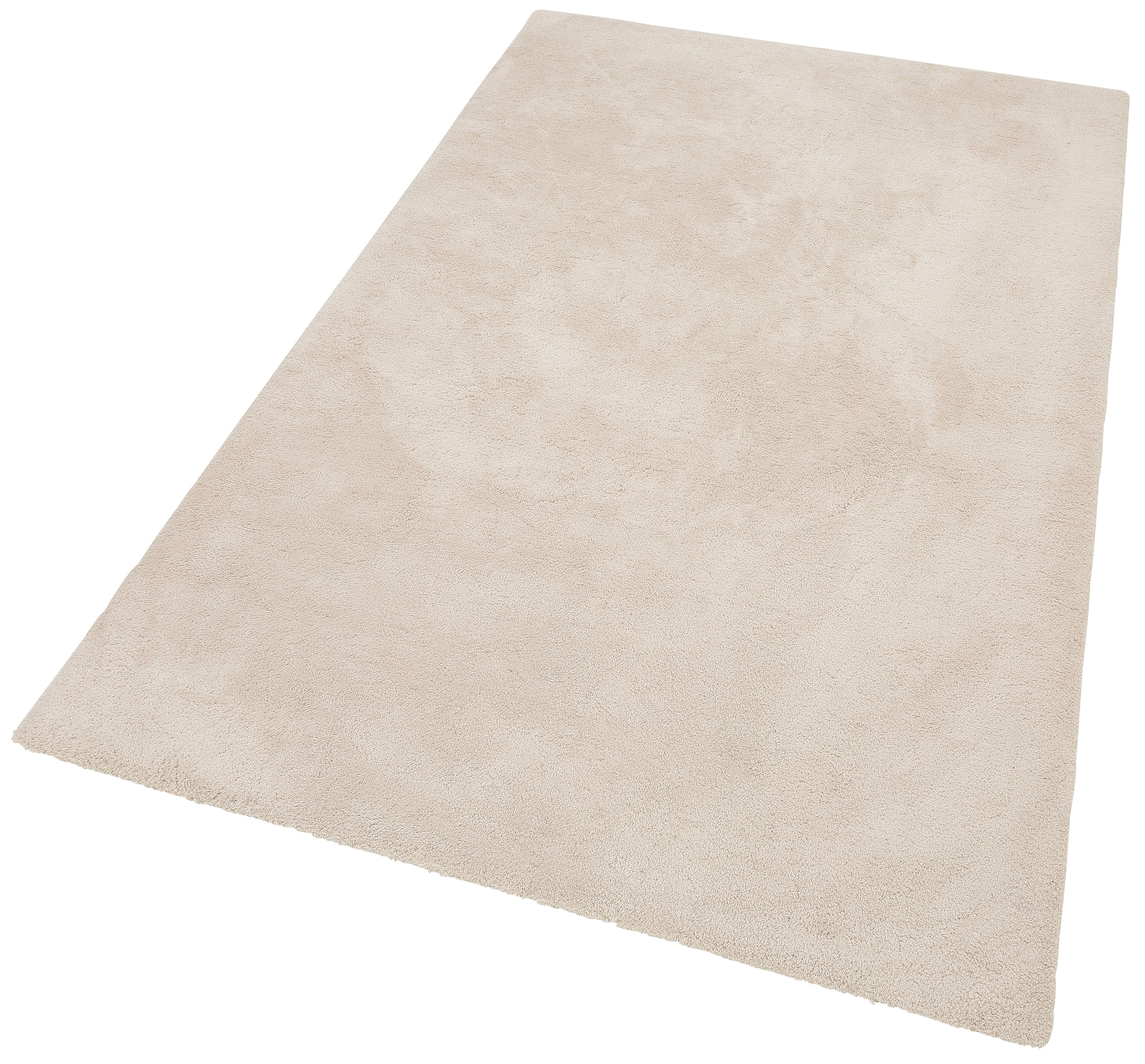 hochflor teppich magong my home selection rechteckig h he 25 mm natur l b 90 60 cm l b. Black Bedroom Furniture Sets. Home Design Ideas