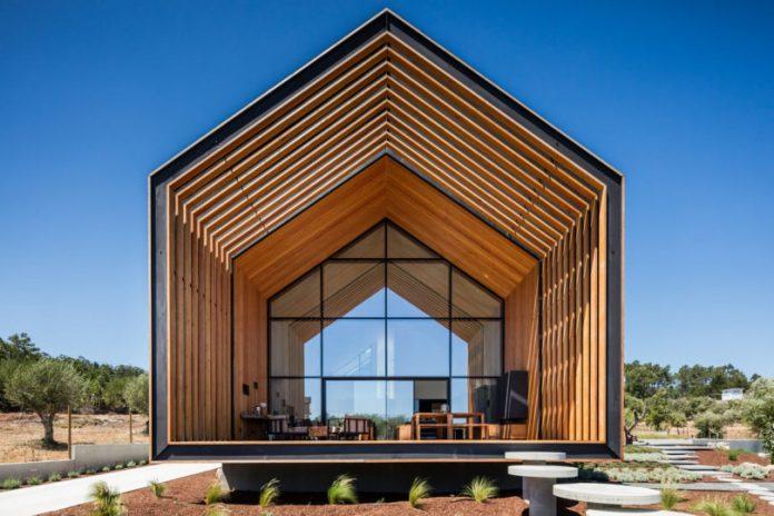 House In Ourm By Filipe Saraiva Arquitectos Wohnidee .