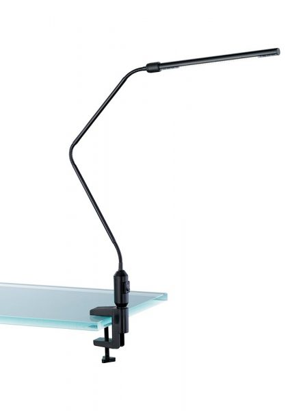 LED-Klemm-Tischleuchte