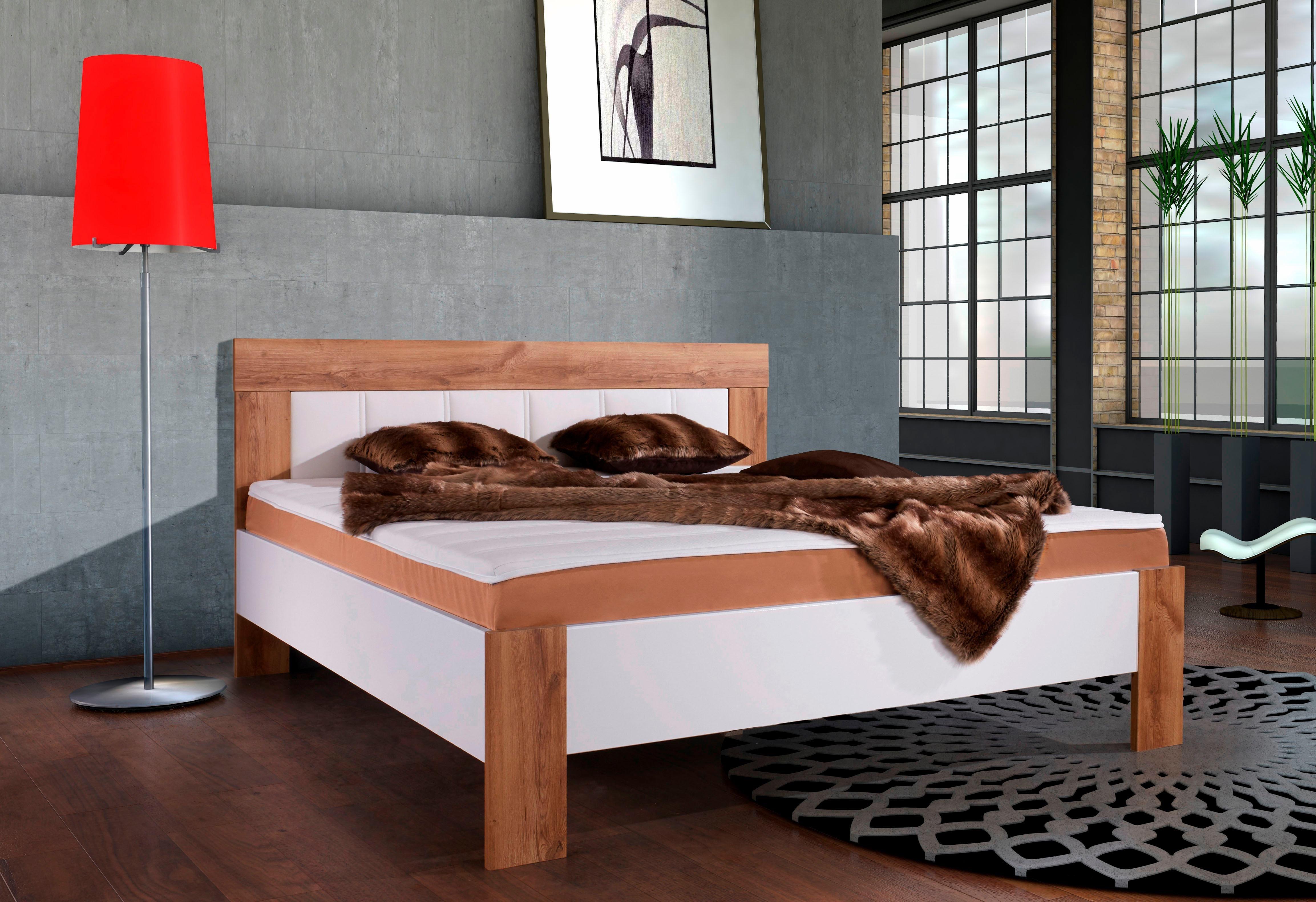 matraflex box bett natur online kaufen bei woonio. Black Bedroom Furniture Sets. Home Design Ideas