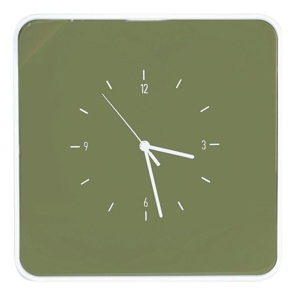 Paperflow Schlüsselschrank mit Uhr »Multibox« grün