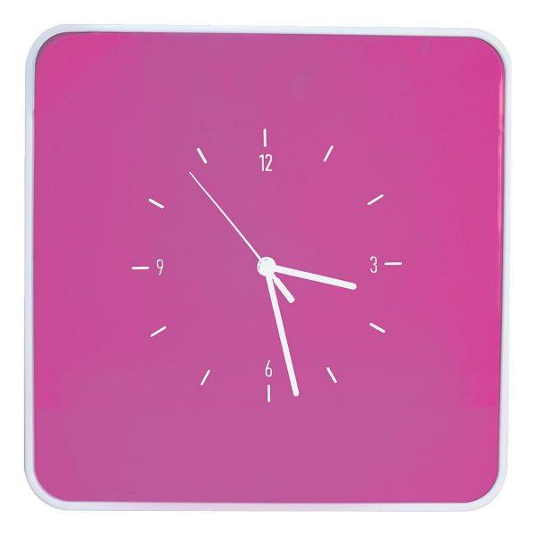 Paperflow Schlüsselschrank mit Uhr »Multibox« rosa