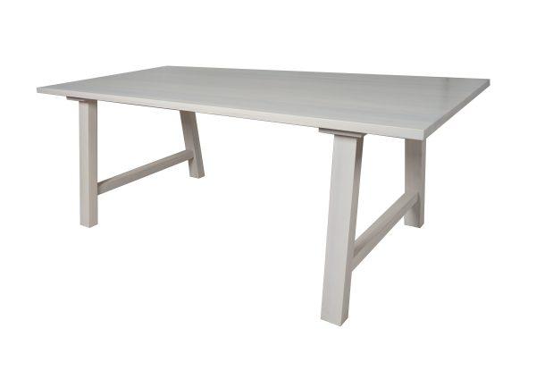 SalesFever Esstisch »200x100 cm white-wash«
