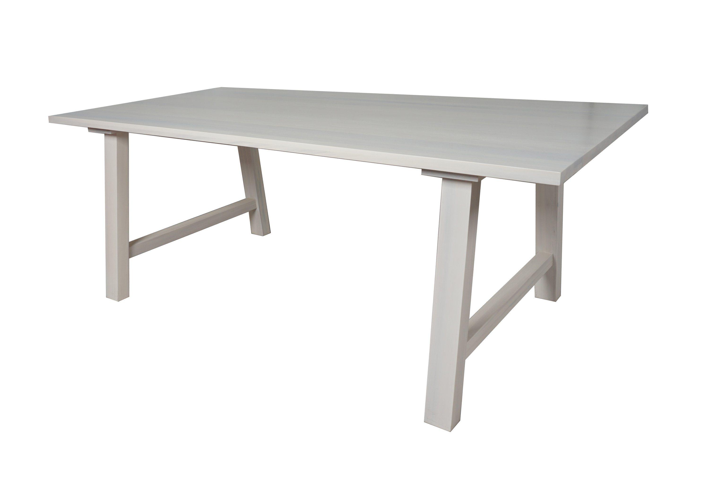salesfever esstisch 200x100 cm white wash online kaufen bei woonio. Black Bedroom Furniture Sets. Home Design Ideas