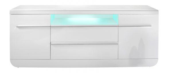sideboard s c i a e floyd breite 200 cm wei online kaufen bei woonio. Black Bedroom Furniture Sets. Home Design Ideas