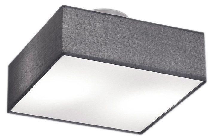 trio deckenleuchte 2 flg embassy grau online kaufen bei woonio. Black Bedroom Furniture Sets. Home Design Ideas