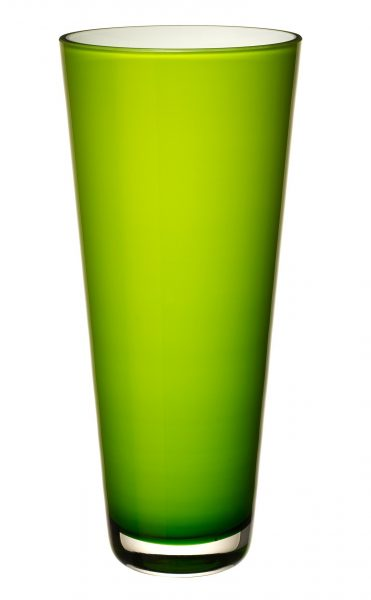 Villeroy & Boch Verso Vase groß Juicy Lime »Verso« grün 170
