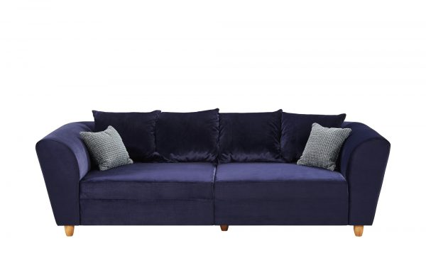 big sofa saliza breite 272 cm h he 88 cm blau online kaufen bei woonio. Black Bedroom Furniture Sets. Home Design Ideas