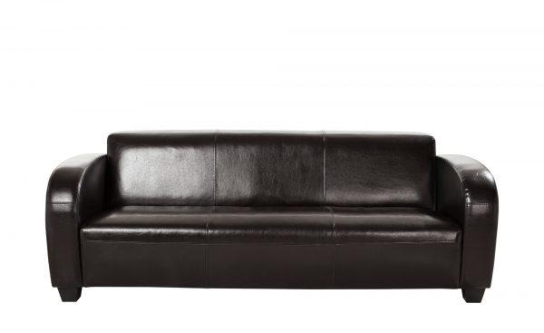 Design-Ledersofa   Charlize Design-Ledersofa   Charlize-Design-Ledersofa-braun Breite: 200 cm Höhe: 68 cm braun