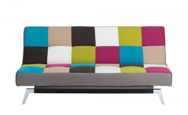 Design-Schlafsofa  Bianca Design-Schlafsofa  Bianca-Design-Schlafsofa-mehrfarbig Breite: 186 cm Höhe: 85 cm mehrfarbig