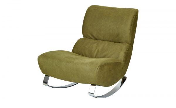 Design-Sessel  Citole Design-Sessel  Citole-Design-Sessel-grün Breite: 76 cm Höhe: 90 cm grün