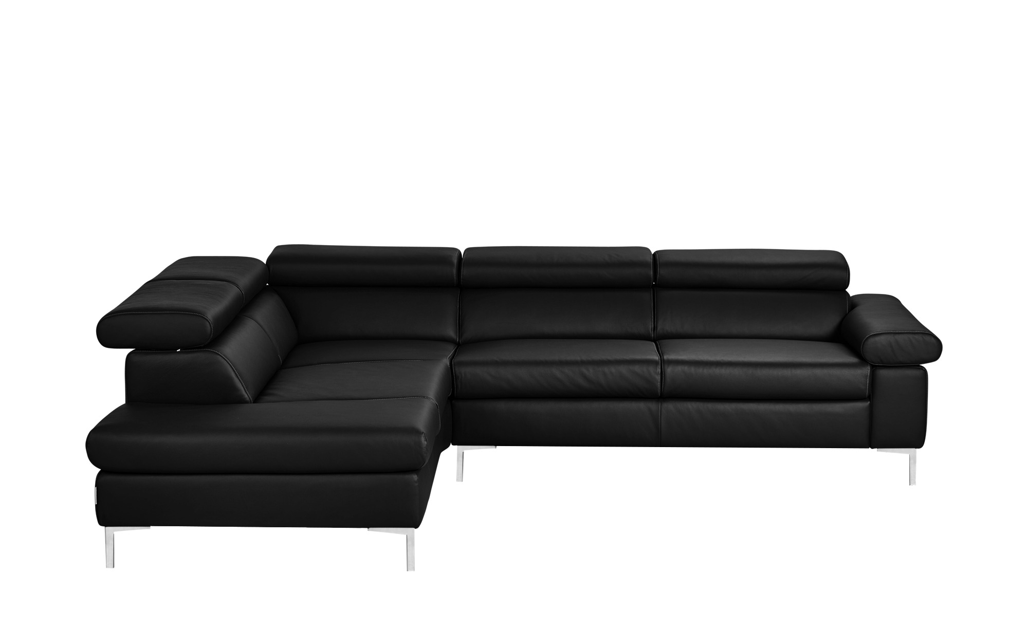 ecksofa arturo breite h he 70 cm schwarz online kaufen bei woonio. Black Bedroom Furniture Sets. Home Design Ideas