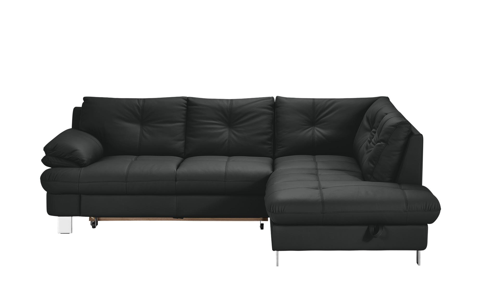 ecksofa bernice breite h he 82 cm schwarz online kaufen bei woonio. Black Bedroom Furniture Sets. Home Design Ideas