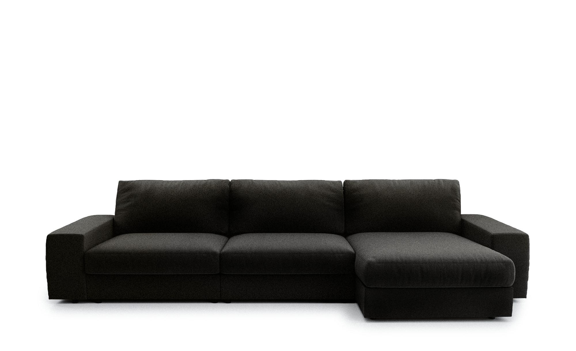 ecksofa brooke breite h he 88 cm braun online kaufen bei. Black Bedroom Furniture Sets. Home Design Ideas