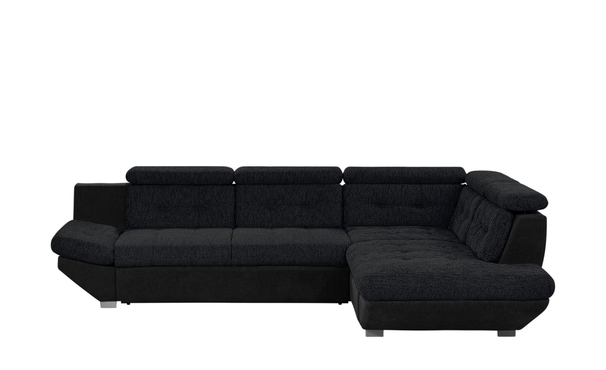 ecksofa elias ii breite h he 80 cm schwarz online kaufen